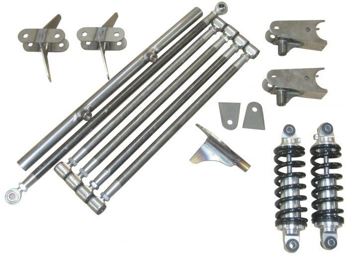 4-Bar Rear Suspension