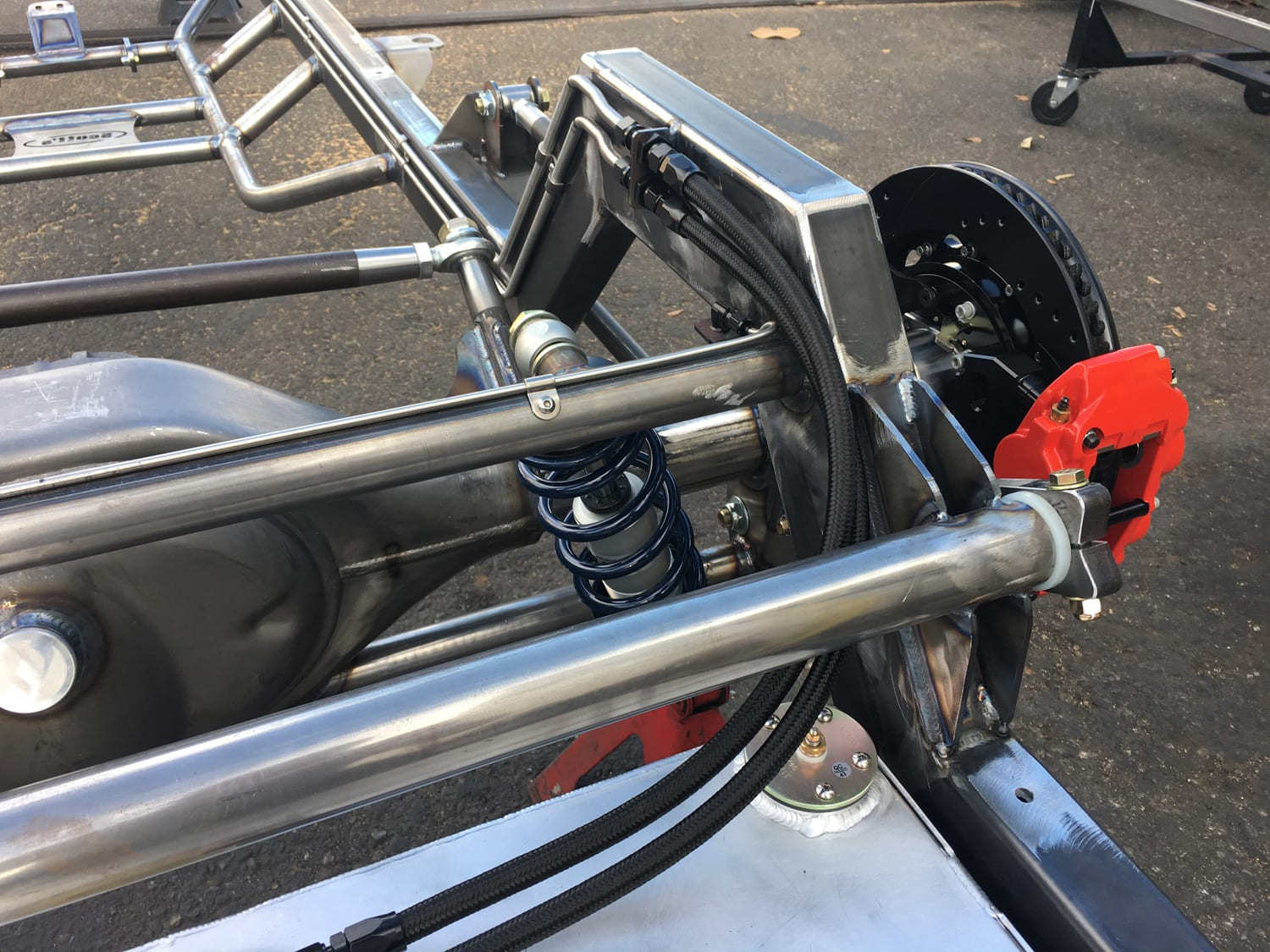 Chevy Truck Chassis Web