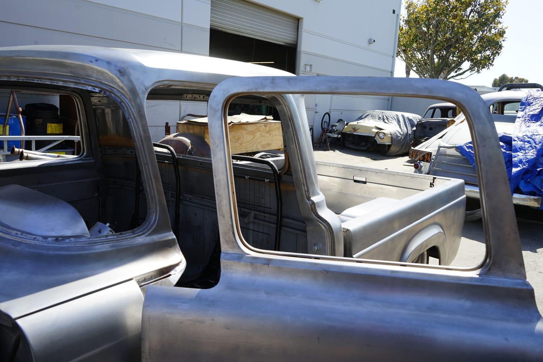 Scottshotrods Photo Gallery 1958 Ford F100 Truck