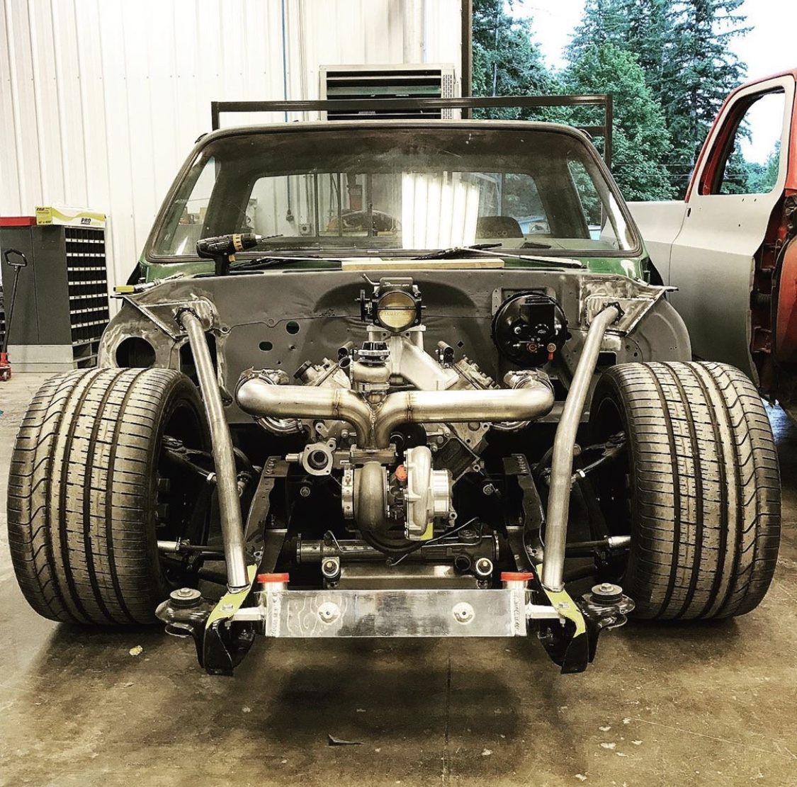 355 wide tires