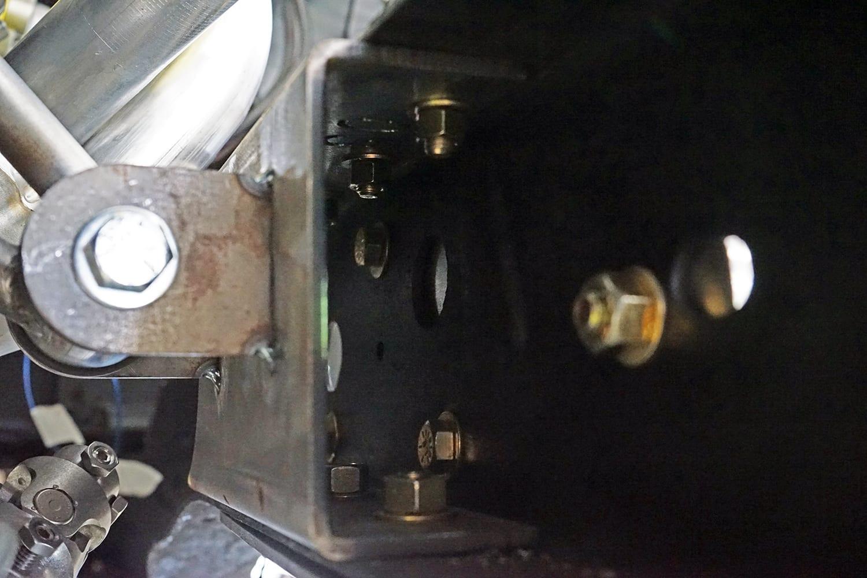 SCOTTS C10 BOLT-ON COILOVER 5