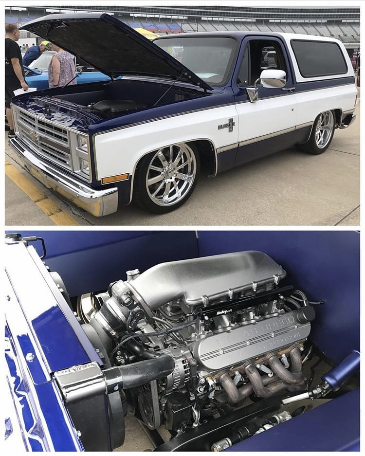 SQUARE BODY BLAZER SCOTT'S IFS