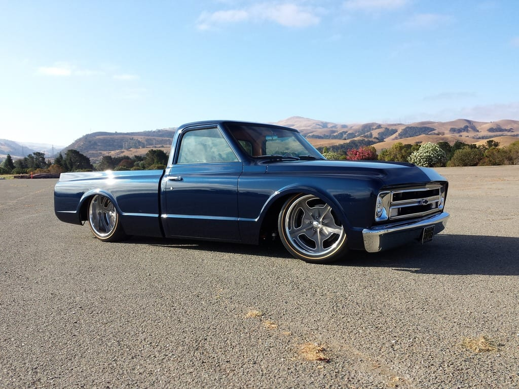Scott S Hotrods 1963 1987 Chevy Gmc C10 Chassis Scotts Hotrods