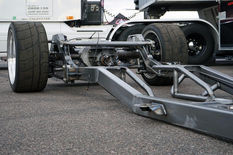Chevy C10 Body Mounts