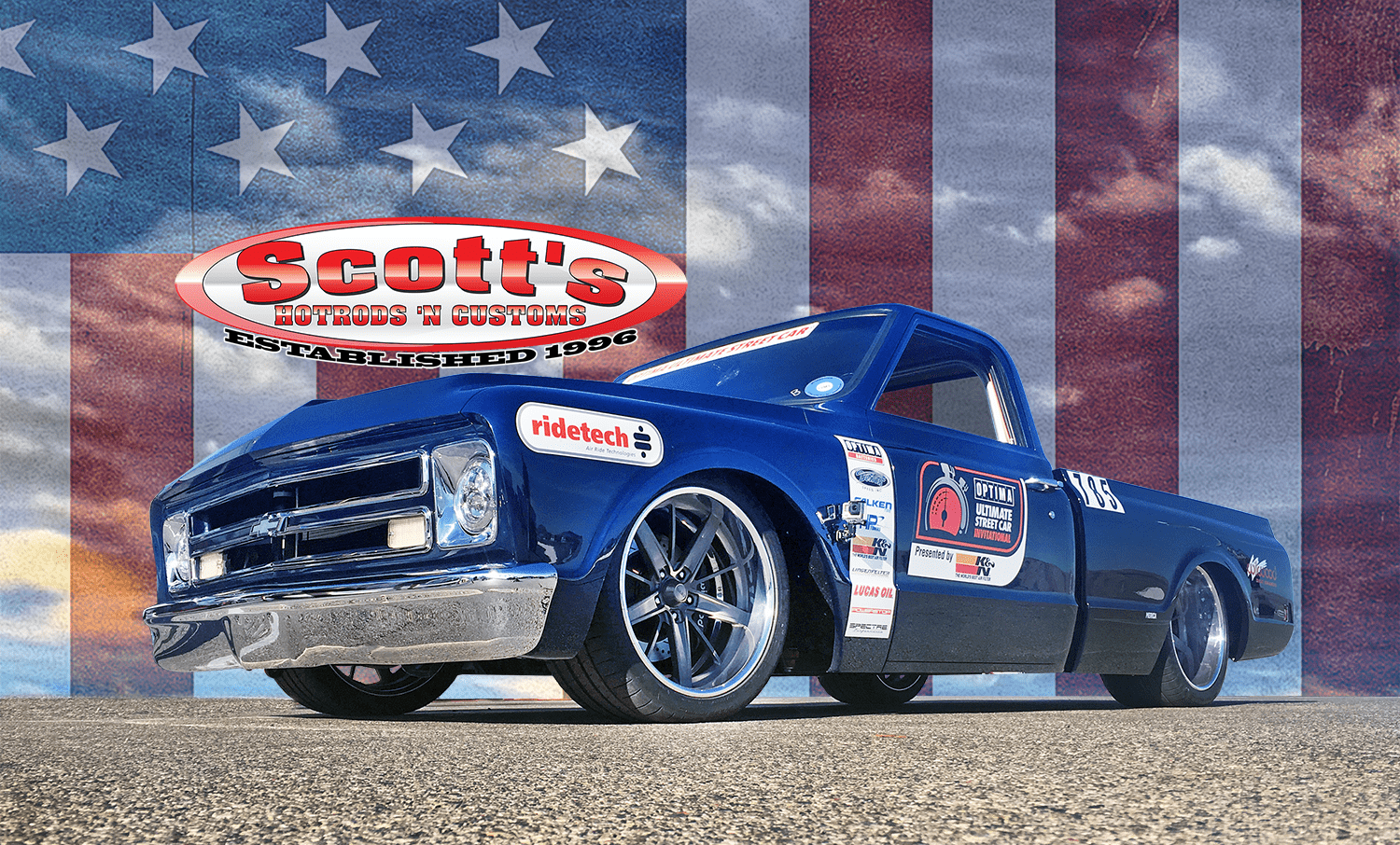 Scottshotrods Scotts Hotrods 1963 1987 Chevy Gmc C10 Chassis 81 F100 Custom Wiring Harness G10 America Cover Page