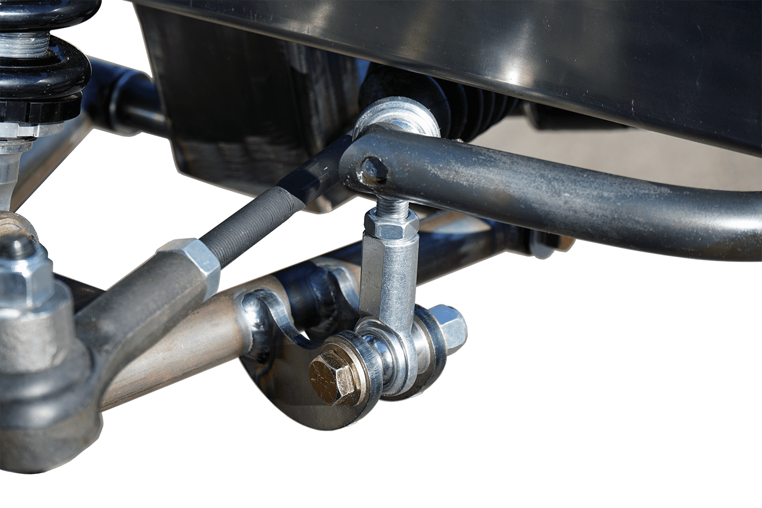 SWAY BAR LINK CUT OUT
