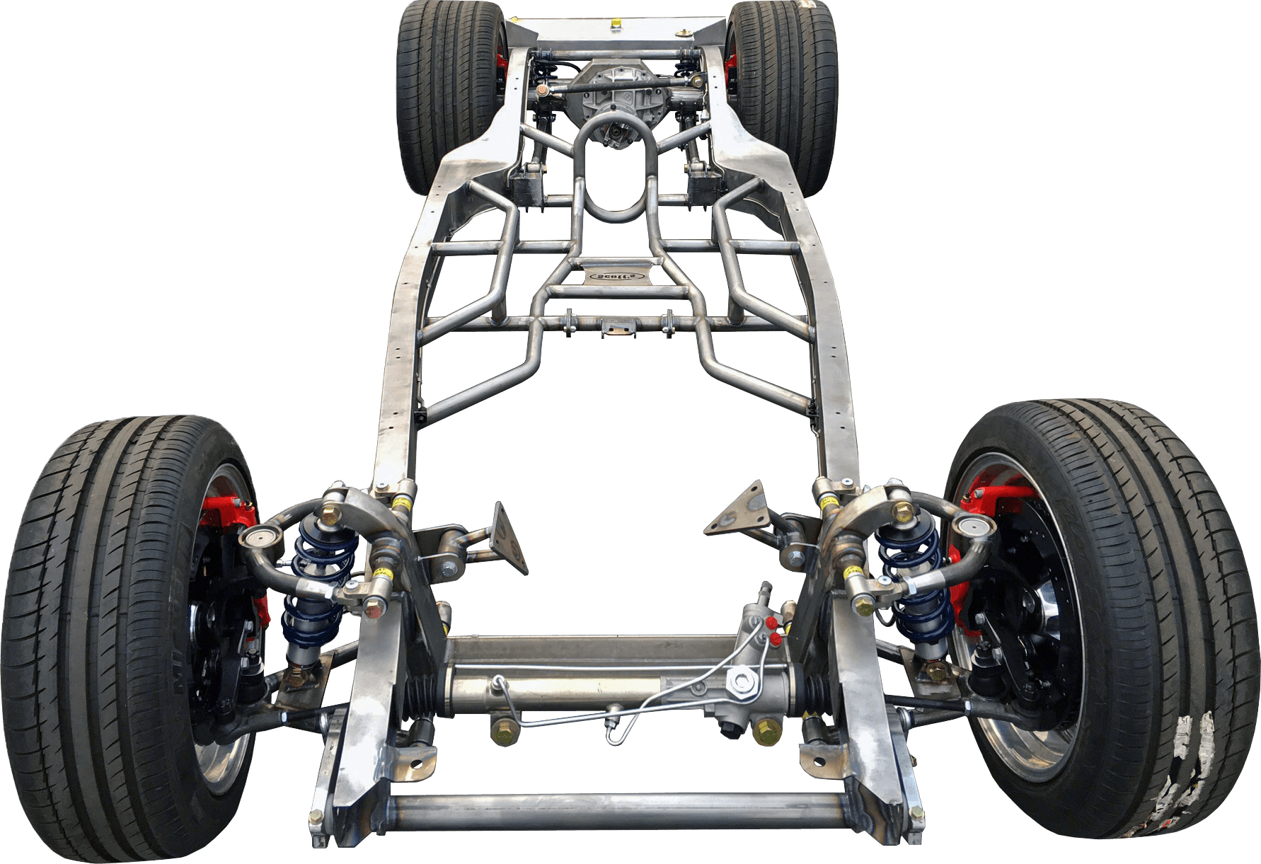 35-40 Ford ProStreet CO Chassis (1)