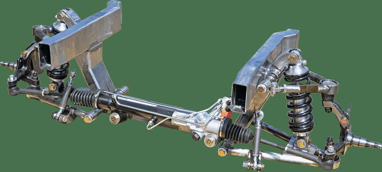 Scottshotrods | Scott's Hotrods - Cab-Over Van/Truck IFS
