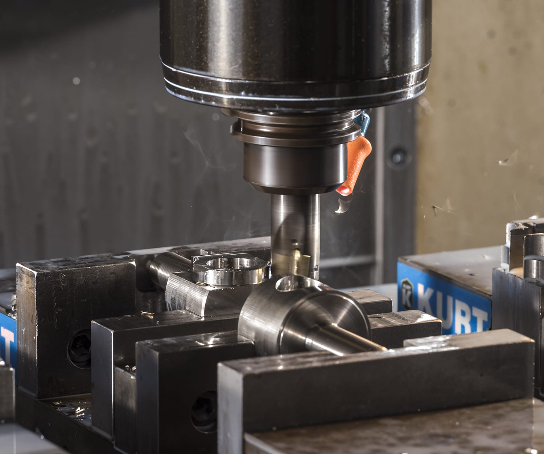 Scott's CNC Mill