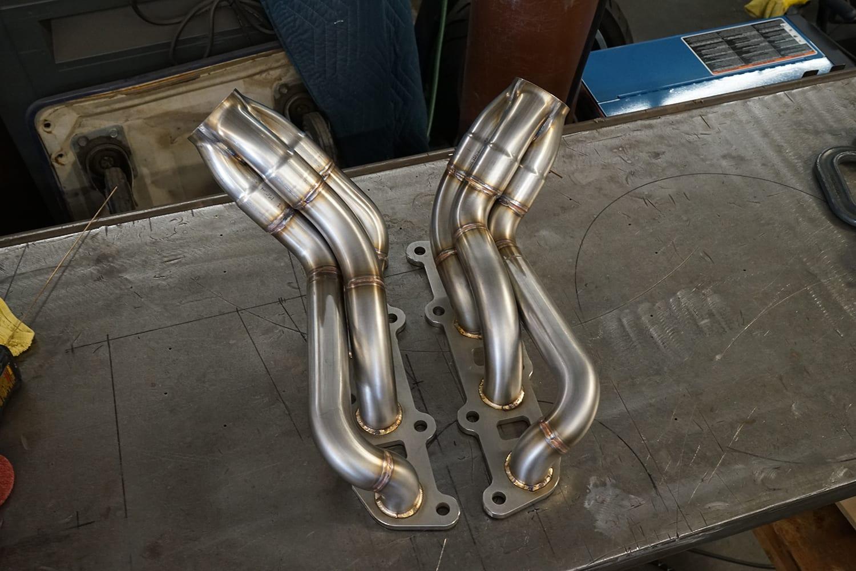 Scottshotrods | Scott's Hotrods - Custom Exhaust Headers