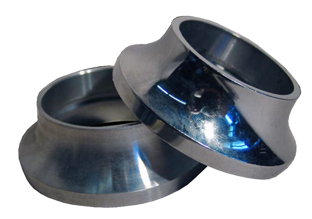 CNC Machined From T-304 Stainless Steel