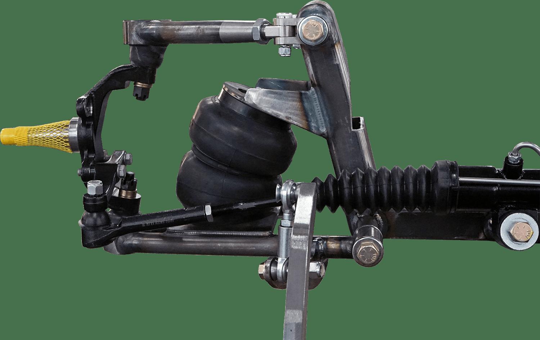 Scott's SuperSlam Airbag Independent Front Suspension Kit Power Torsion Sway Bar