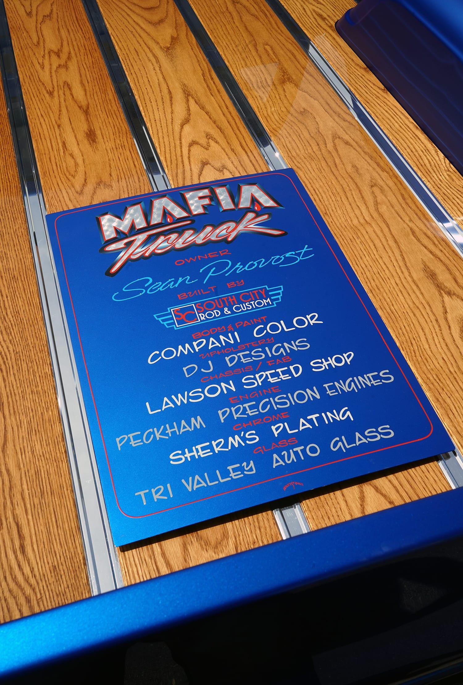 MAFIA TRUCK 023