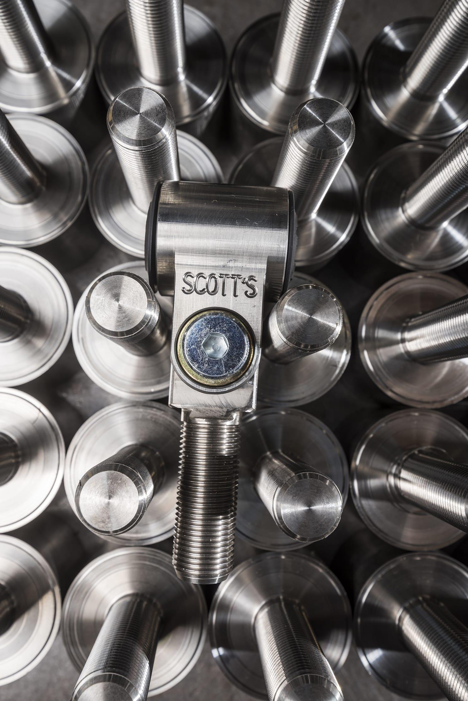 SCOTTS CNC ROD ENDS 13