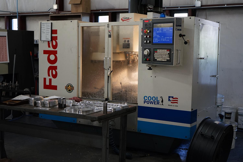 FADAL-CNC-MILL
