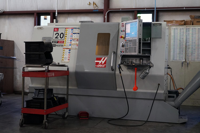 HAAS-20SL-CNC-LATHE