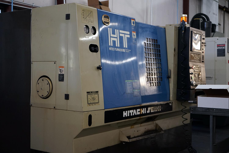 HITACHI-CNC-LATHE
