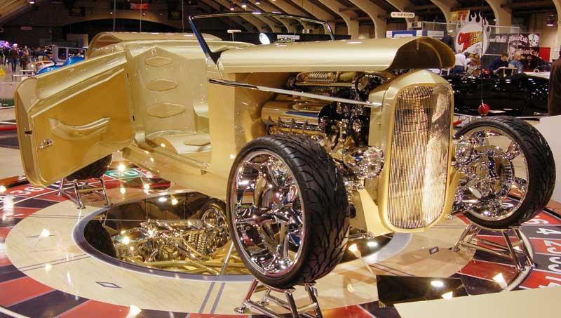 scotts hotrods ambr americas most beautiful roadster custom sheet metal fabrication award winner undisputed