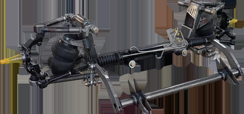 Scottshotrods   Scott's Hotrods - Front Steer SuperSlam Weld
